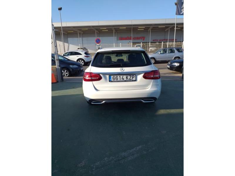 Mercedes-Benz Clase C C 200 CDI Estate -