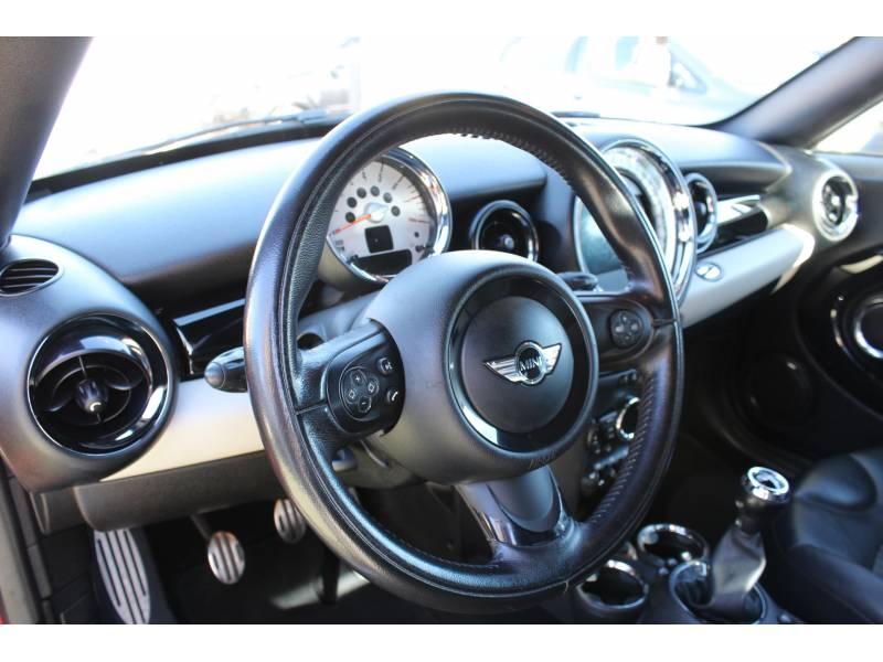 Mini Mini Coupe Cooper S