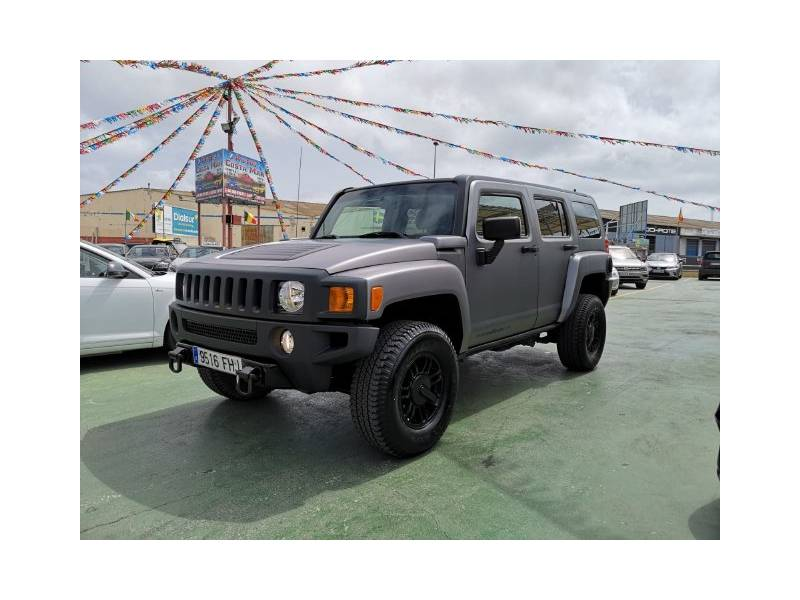 Hummer H3 Auto Base Package
