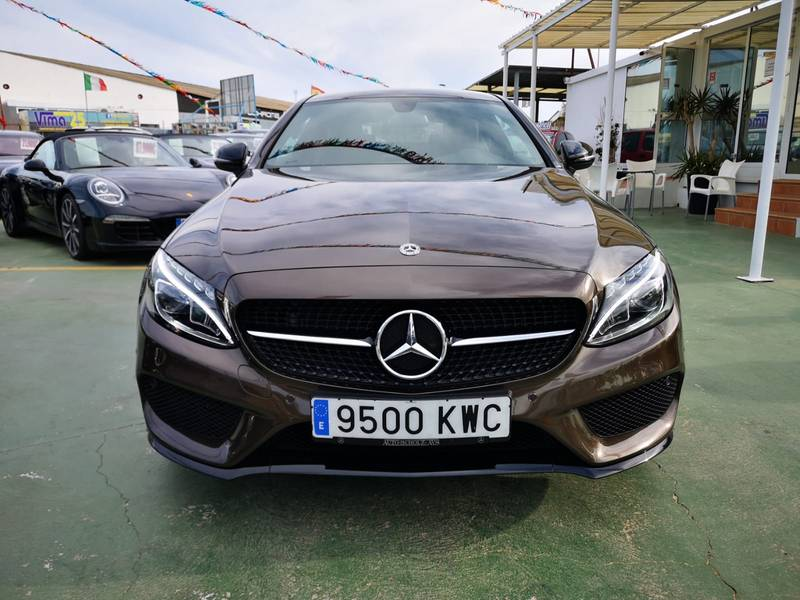 Mercedes-Benz Clase C C Coupé 200 AMG Line NIGHT EDITION