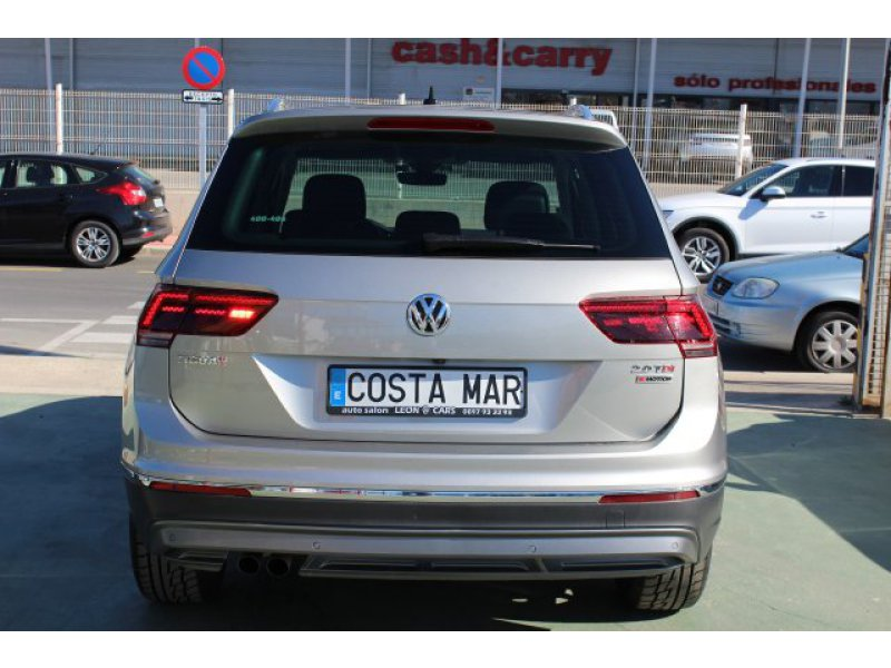 Volkswagen Tiguan 2.0 TDI 190CV BMT 4Motion DSG Sport