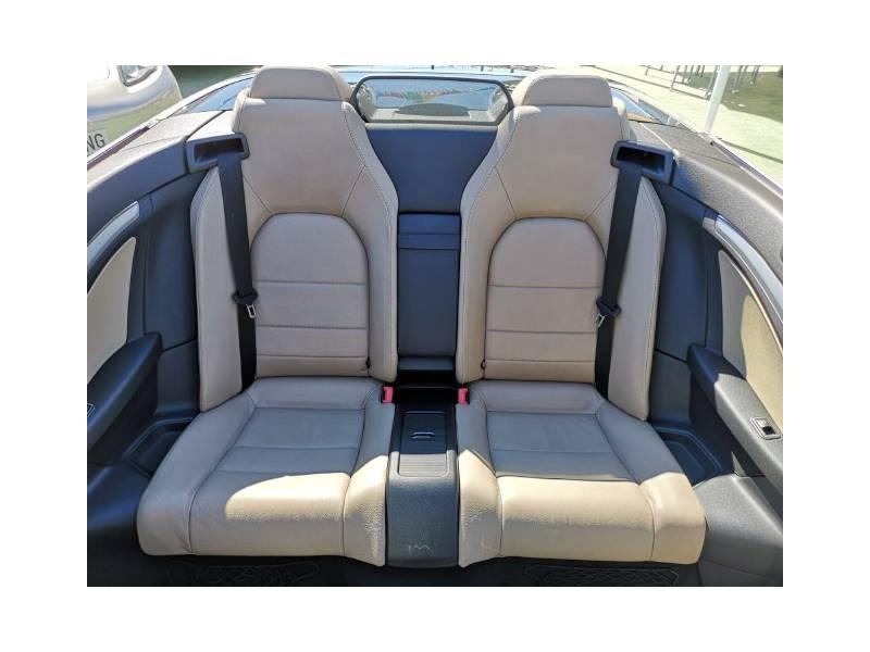 Mercedes-Benz Clase E Cabrio E 250 CDI BE Elegance