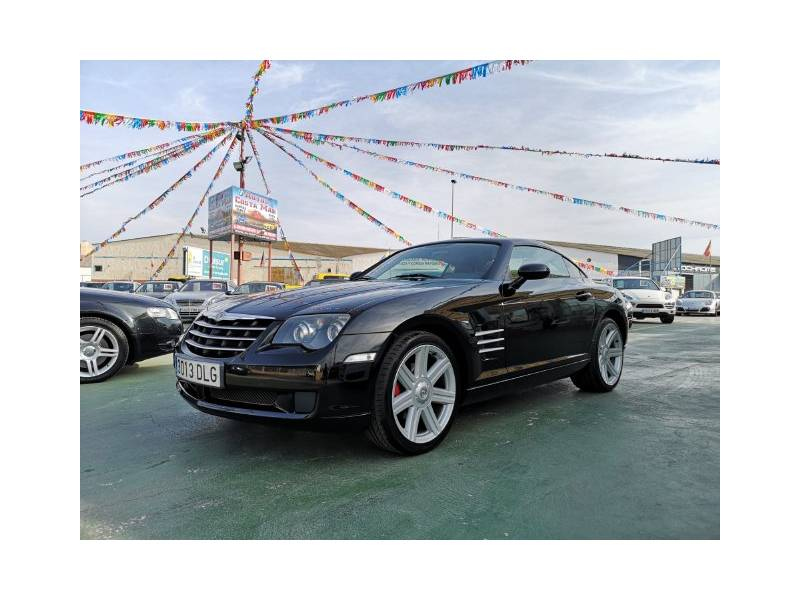 Chrysler Crossfire 3.2 V6 18v -