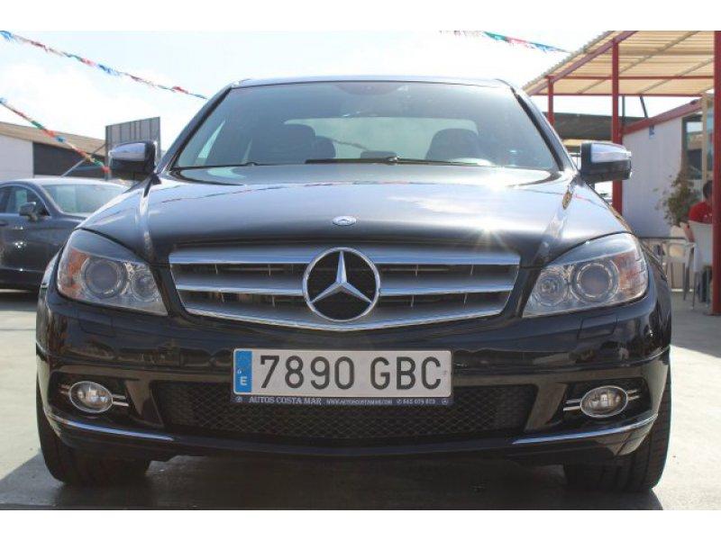 Mercedes-Benz Clase C C 320 CDI AVANTGARDE