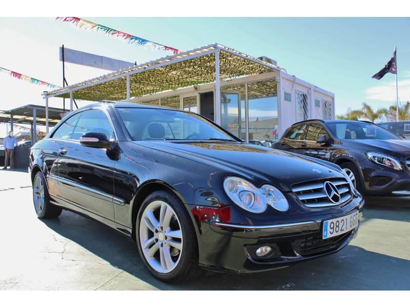 Mercedes-Benz Clase CLK 2.2 CDI Elegance