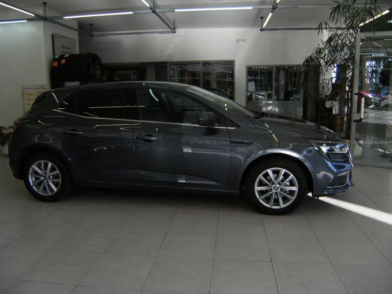 Renault Mégane dCi 95 eco2 Limited