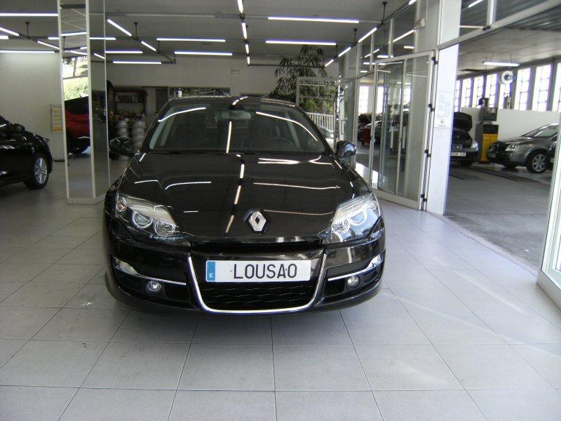 Renault Laguna dCi 110 FAP eco2 Dynamique TomTom