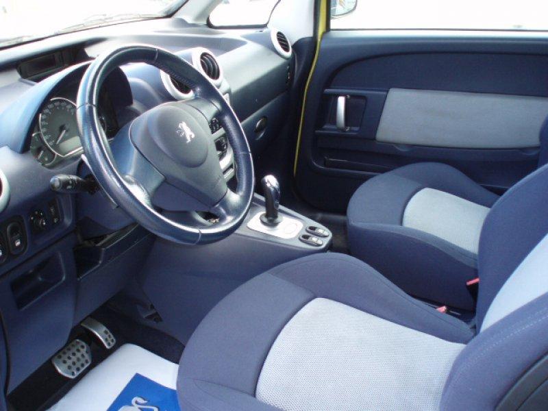 Peugeot 1007 1600