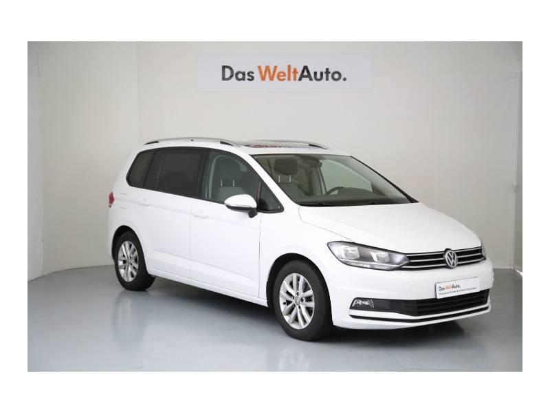 Volkswagen Touran 1.6 TDI 85kW (115CV) DSG Advance
