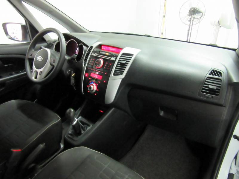 KIA Venga 1.6 CRDi WGT Drive