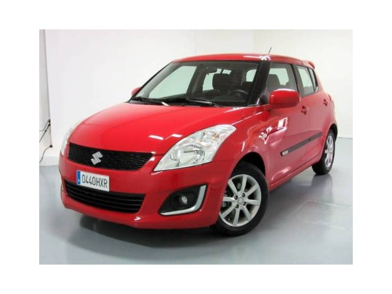 Suzuki Swift 1200 gasolina