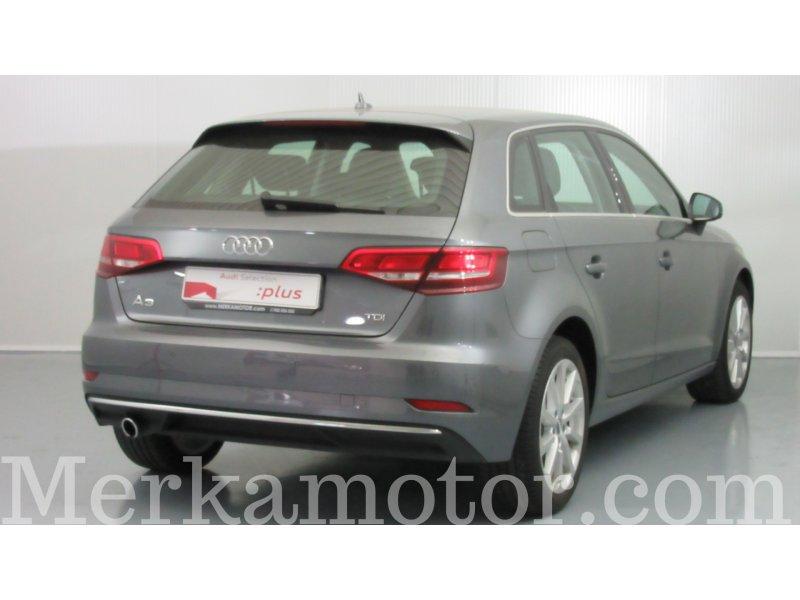 Audi A3 1.6 TDI S tronic Sportb design edition