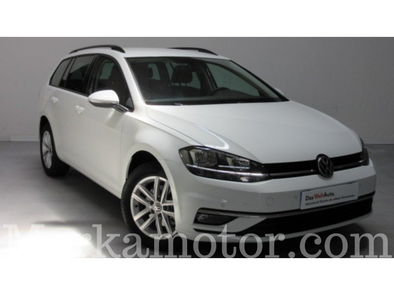 Volkswagen Golf 1.6 TDI DSG Variant Advance