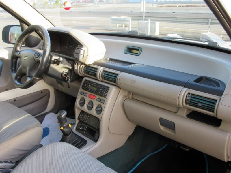 Land Rover Freelander 2.0DI HARDBACK