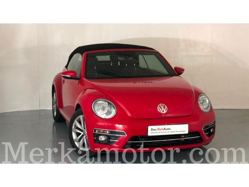 Volkswagen Beetle 2.0 TDI 110CV BMT Cabrio 2.0 TDI 110CV BMT