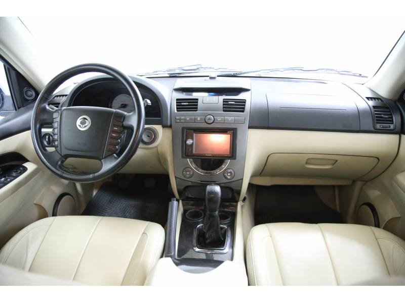 Ssangyong Rexton 270 Xdi LIMITED