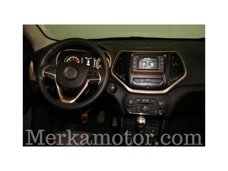 Jeep Cherokee 2.0 Diesel 4x2 140 CV Limited