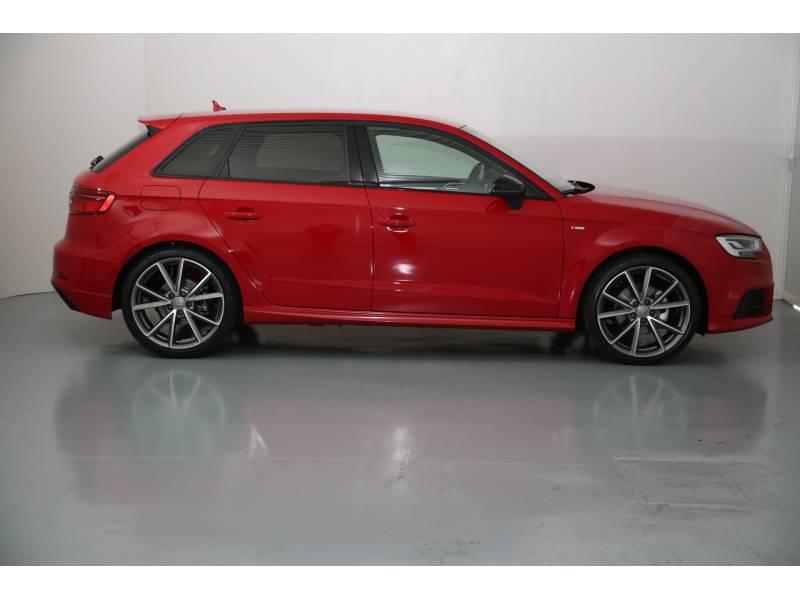 Audi A3 Black line ed 2.0 TDI S tronic Sportback Black line edition