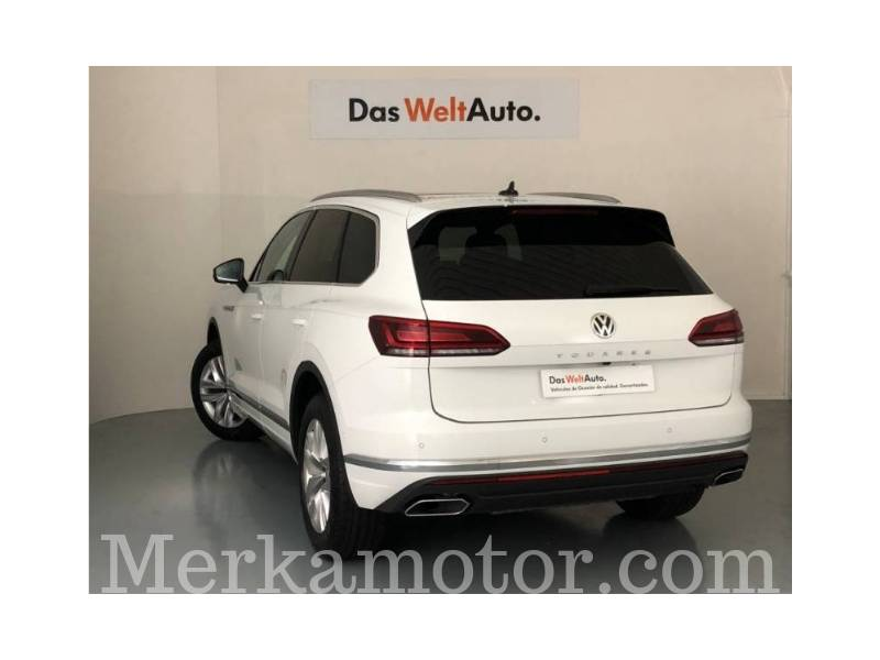 Volkswagen Touareg 3.0 TDI 210kW (286CV) Tip 4Mot Premium