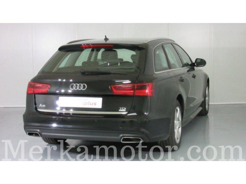 Audi A6 Avant 2.0 TDI 190cv ultra S tron S line S line edition