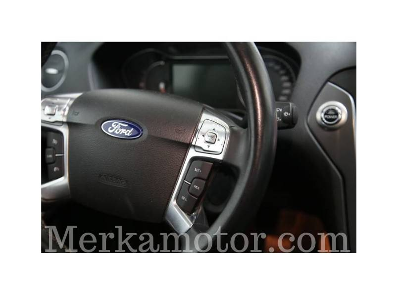 Ford Mondeo 1.6 TDCi A-S-S 115cv DPF ECOnetic-Titan. ECOnetic-Titanium