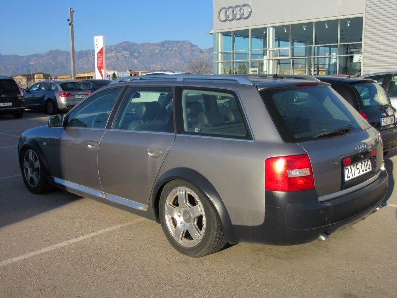 Audi Allroad Quattro 2.5TDI quattro tiptronic -