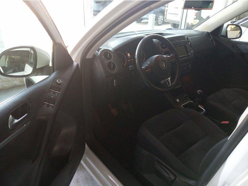 Volkswagen Tiguan 2.0 TDI 140CV 4x2 SPORT BLUEMOTION T1 T1