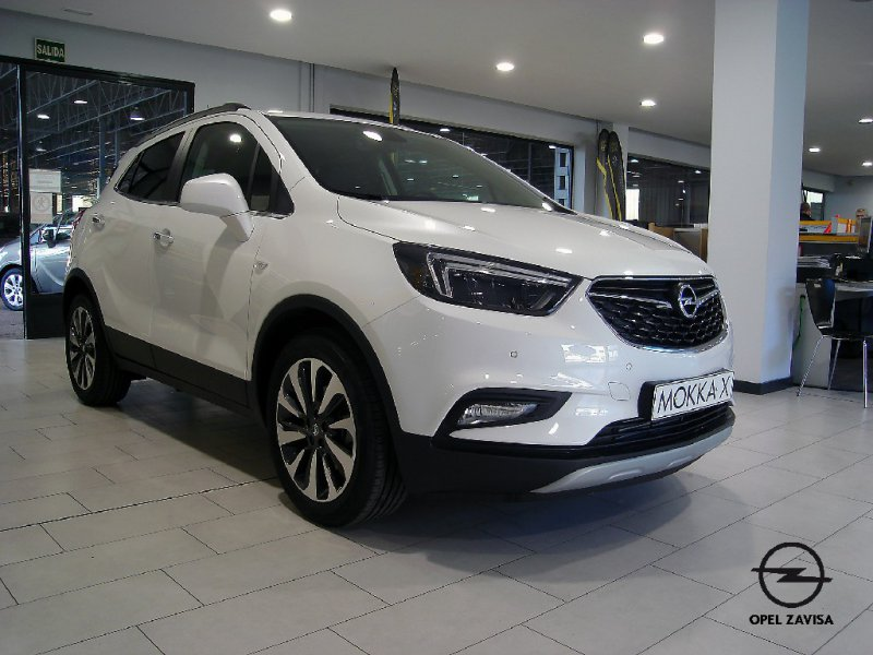 Opel Mokka X 1.6 CDTi 100kW 4X2 Auto ATTRACTION