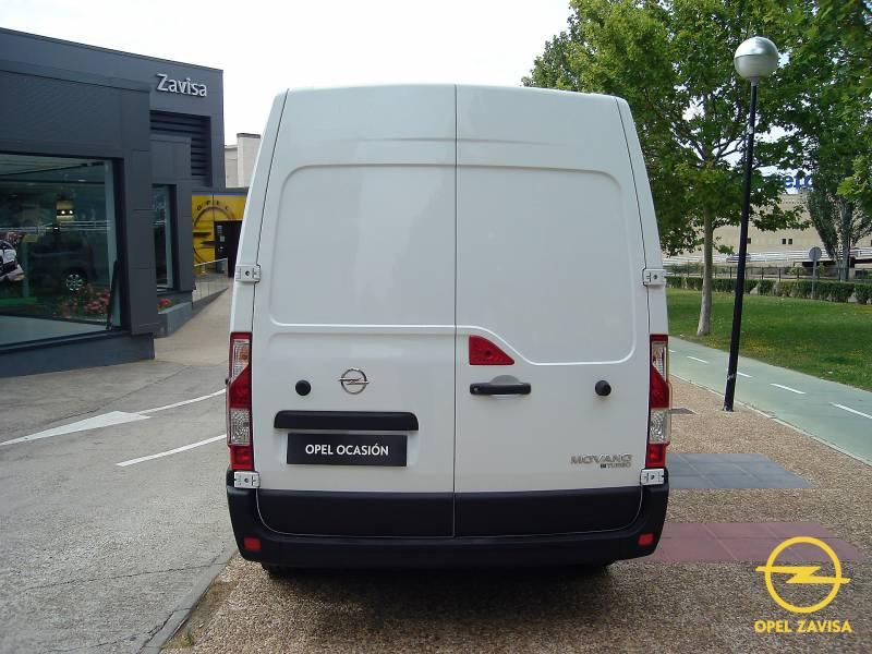 Opel Movano 2.3 CDTI S/S 107kW (145CV) L2 H2 F 3.5t -