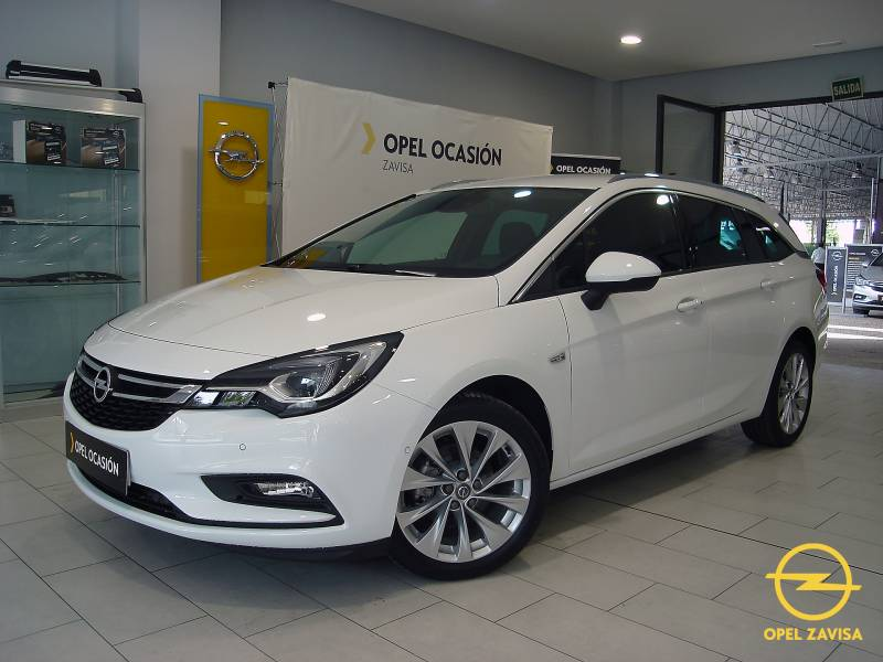Opel Astra 1.4 Turbo 110kW   ST Innovation