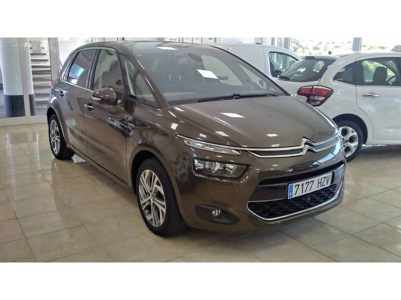 Citröen C4 Picasso 2.0 HDi 150cv Exclusive
