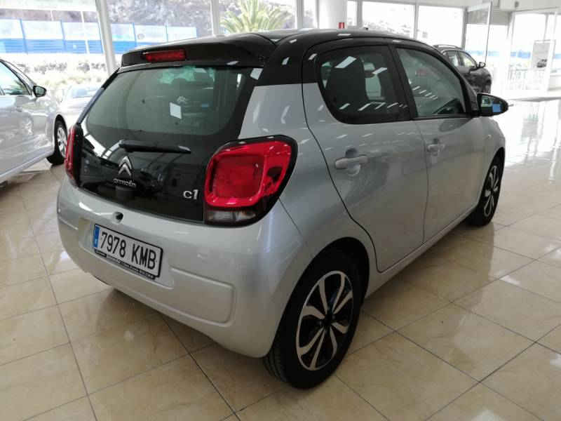 Citroën C1 PureTech 60KW (82CV) CITY EDITION