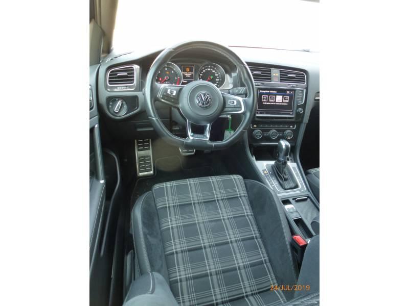 Volkswagen Golf Variant   2.0 TDI 184CV DSG BMT GTD