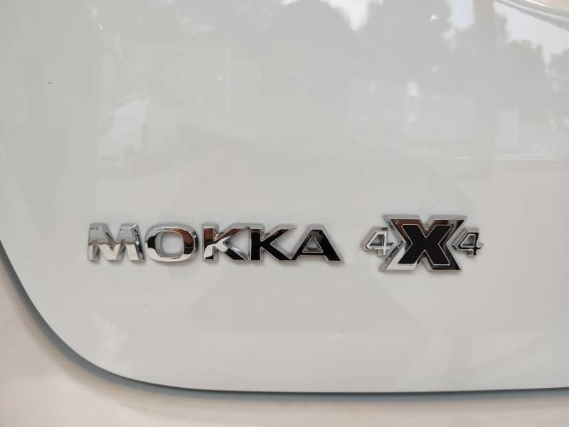 Opel Mokka X 1.6 CDTi 100kW 4X4 S&S Selective
