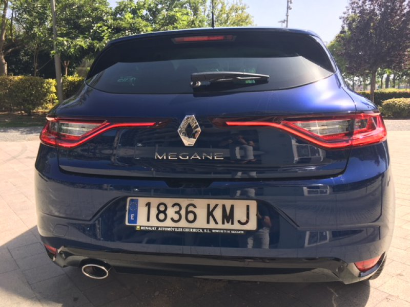 Renault Mégane Energy TCe 97kW (130CV) Zen