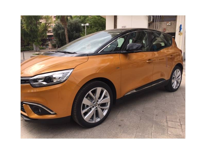 Renault Scénic TCe 103kW (140CV) EDC GPF -SS Limited
