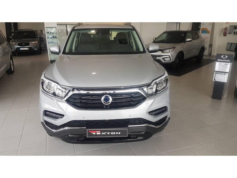 Ssangyong Rexton D22DTR 4x2 Premium