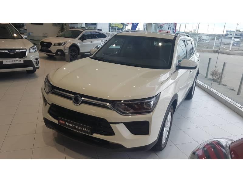 Ssangyong Korando D16T   Auto Urban