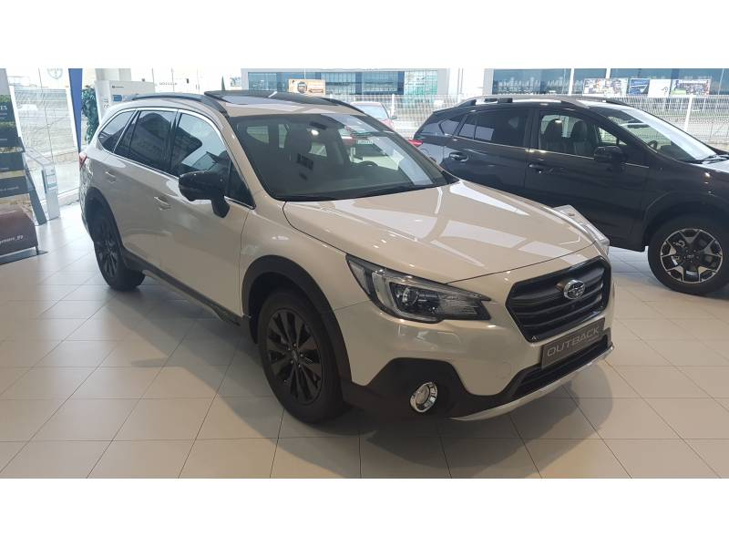 Subaru OutBack 2.5i   AWD Executive Plus S Black Edition