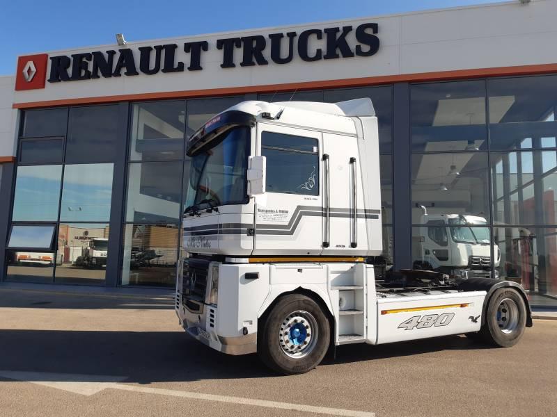 Renault Trucks Magnum 480