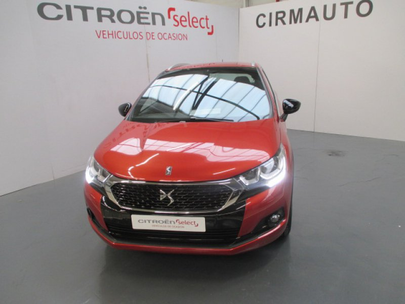 DS DS 4 Crossback PureTech 96kW S&S Connected Chic