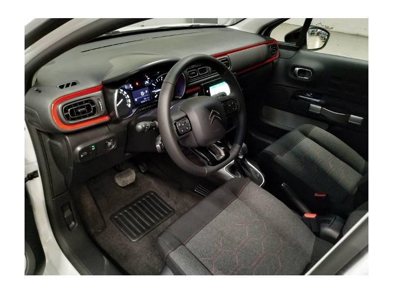 Citroën C3 PureTech 81KW (110CV) S&S FEEL EAT6 Feel