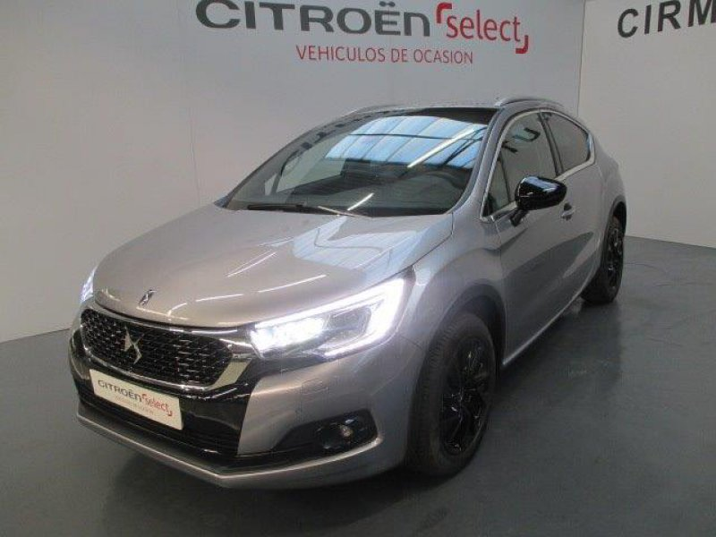 DS DS 4 Crossback 1.6 BlueHDi 88kW (120CV) EAT6 Style