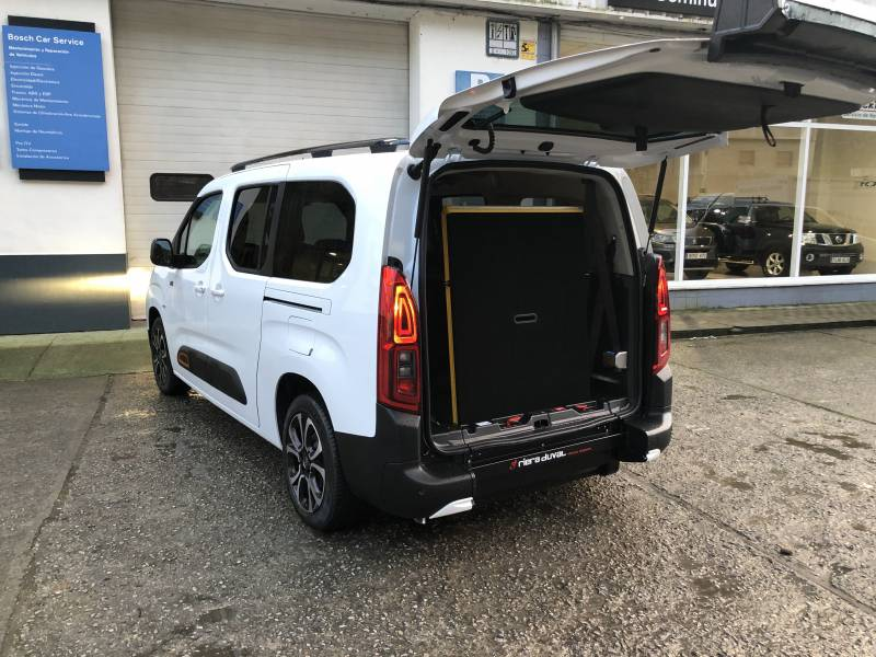 Citröen Berlingo Talla XL BlueHDi 100 FEEL SHINE