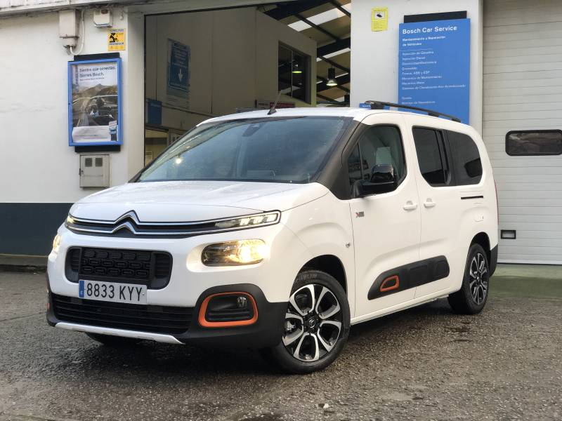 Citroën Berlingo Talla XL BlueHDi 100 FEEL SHINE