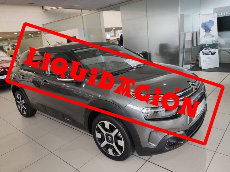 Citroën C4 Cactus BlueHDi 73KW (100CV) Shine