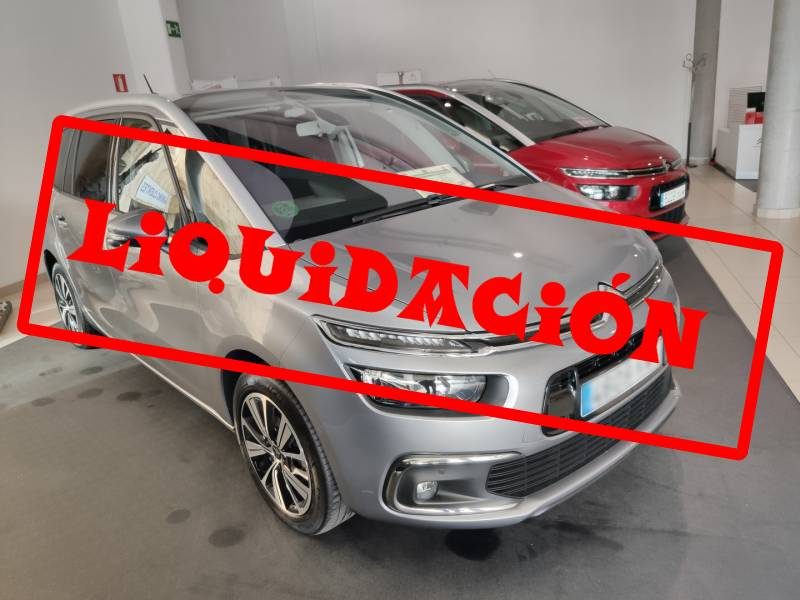 Citroën Grand C4 Spacetourer BlueHDi 96KW (130CV) S&S Feel