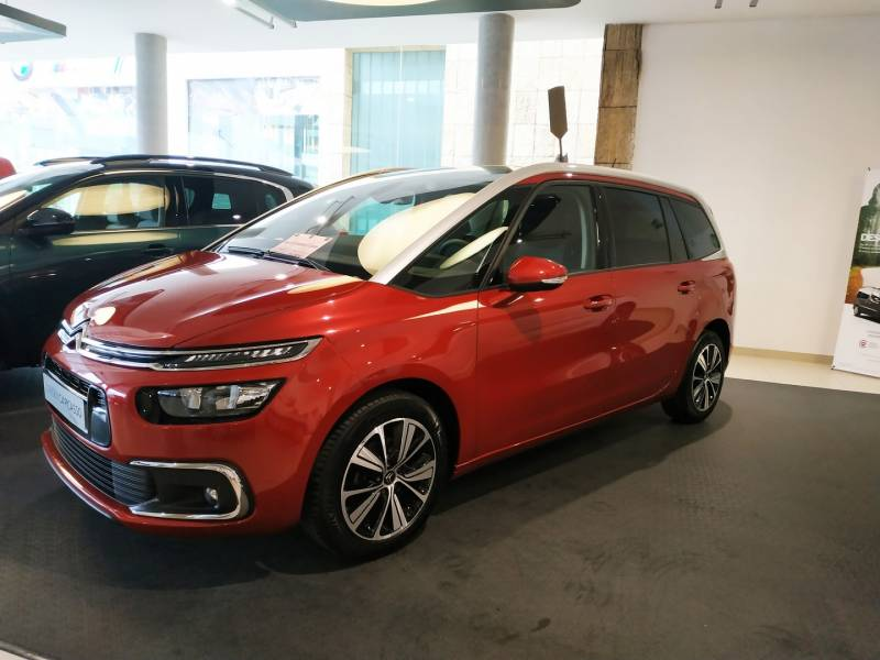 Citröen Grand C4 Picasso PureTech 130 S&S 6v Feel