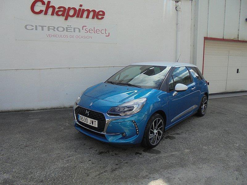 DS DS3 BlueHDi 73kW (100CV) S&S Style