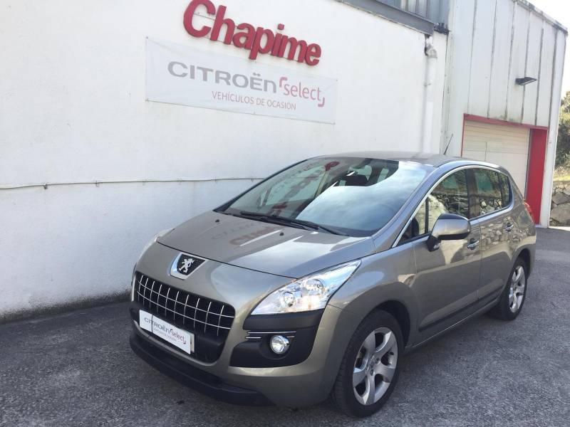 Peugeot 3008 1.6 HDI 112 FAP Premium